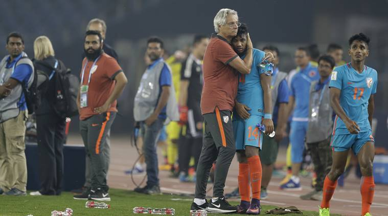 What happened when India U17 last faced Colombia just 2 months ago