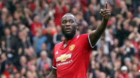 Manchester United's Romelu Lukaku has a chance to answer his critics at Anfield