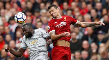 He did it on purpose, says Dejan Lovren about Romelu Lukaku's kick