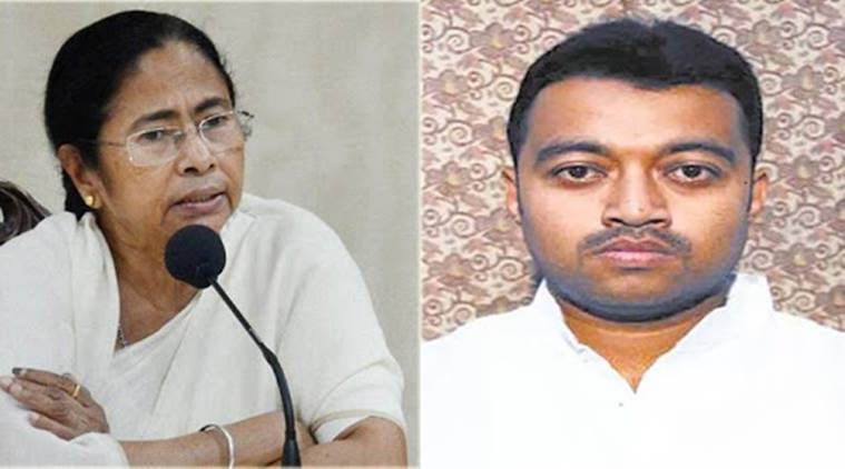 Mamata Banerjee, WB CM Mamata Banerjee, Mukul Roy, Subhranshu Roy, TMC, Kolkata News, Latest Kolkata News, Indian Express, Indian Express News