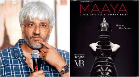 Vikram Bhatt's Maaya heads to web fest in France