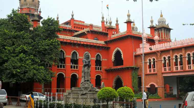 Madras High Court judge questions seating at CJ swearing-in