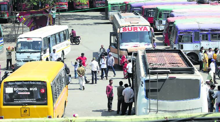 Operations resume on fifth day after Bombay HC order — MSRTC strike