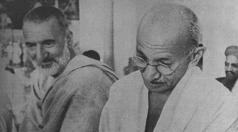 Gandhi Jayanti 2018 Mahatama Gandhis School Life Education News