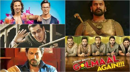 Golmaal Again finds place in top five Bollywood box-office openers of 2017 list