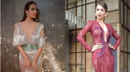 10 times Malaika Arora raised the heat in her gorgeous designer gowns