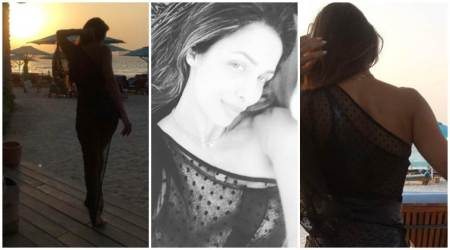 Malaika Arora's beach side birthday proves why she has turned hotter at 44. See photos,videos