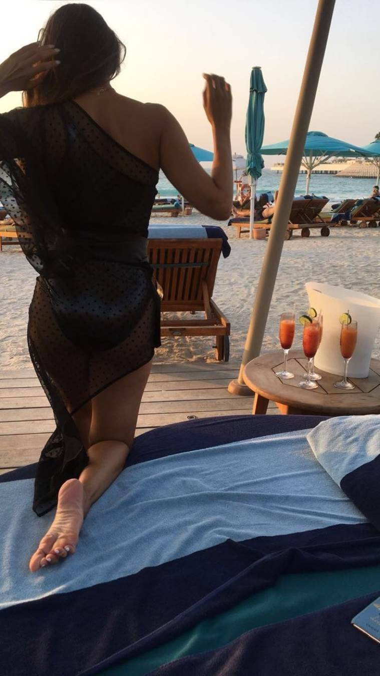 Malaika Arora S Beach Side Birthday Proves Why She Has