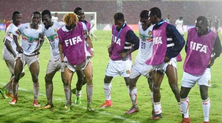 FIFA U-17 World Cup: Mali master conditions, Ghana in quarterfinal