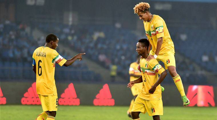 FIFA U-17 World Cup: Mali enter knock-out round with 3-1 win over New Zealand