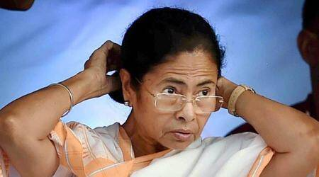 Mamata Banerjee blames Centre for unrest in Darjeeling