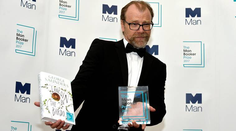 man booker prize, George Saunders, Lincoln in the Bardo, man booker award, what is the man booker prize, what is, indian express news