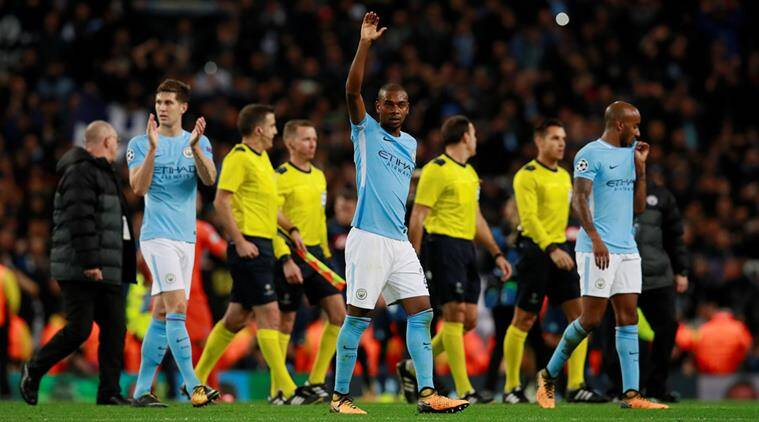 Manchester City make it three out of three with win over Napoli
