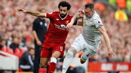 Manchester United frustrate Liverpool in disappointing derby