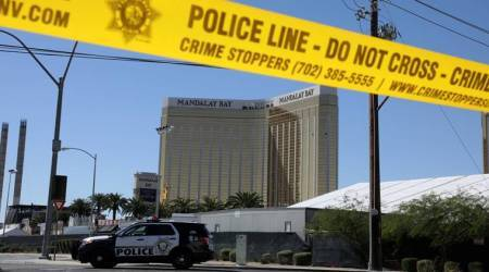 Las Vegas shooting survivor, Roy McClellan, Las Vegas survivor death, Las Vegas concert shooting, stephen paddock, world news, Indian Express news