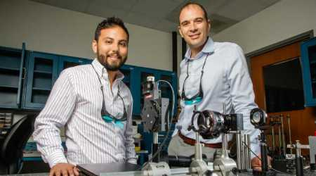 Mantis shrimp-inspired camera developed to help detect cancerearly