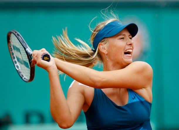 Maria Sharapova, Maria Sharapova wins Tianjin Open, Maria Sharapova vs Aryna Sabalenka, Tianjin Open 2017, tennis, indian express