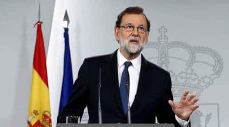 Spain, Catalonia, spain news, spain elections, spanish PM, world news, Mariano Rajoy, indian express news