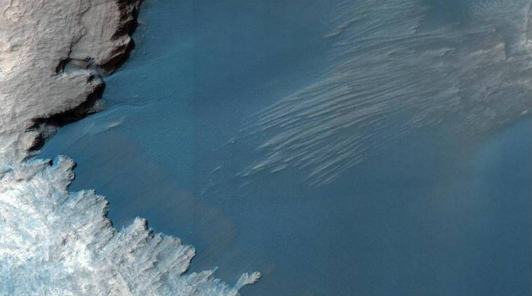 Water once flowed on ancient Mars' 'cold and icy' surface: Study