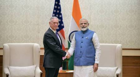 PM Modi, Jim Mattis pledge to continue strong US-India strategic partnership