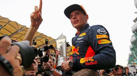 Malaysian Grand Prix: It was a very tough race and incredible to win, says Max Verstappen
