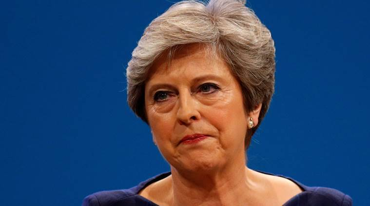 Theresa May, Brexit, European Union, Britain, England, Theresa May opposition, world news, indian express news