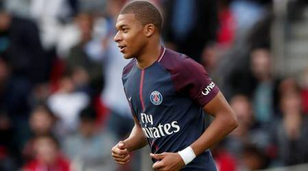 Kylian Mbappe scores twice as league leaders PSG beats Angers 2-1