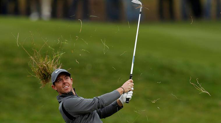McIlroy back in the groove at British Masters