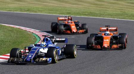 McLaren leave Honda's home race empty-handed