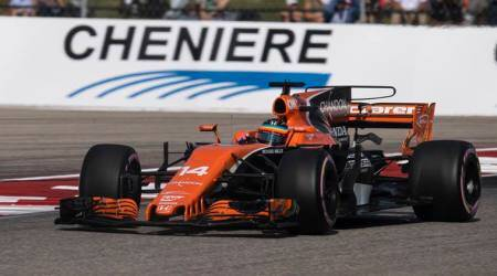 Fernando Alonso, Stoffel Vandoorne, McLaren, Formula One, Mexican Grand Prix, mexican gp, f1, sports news, indian express