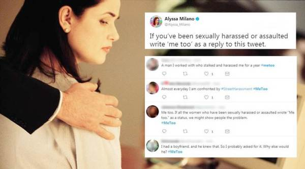 #MeToo, me too trend, me too sexual harassment, me too twitter, Harvey Weinstein, Alyssa Milano, indian express, indian express news