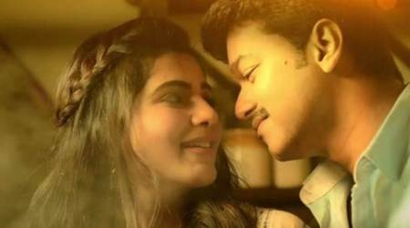 Mersal movie review: The Vijay, Samantha Ruth Prabhu and Kajal Aggarwal starrer is the perfect Diwali gift