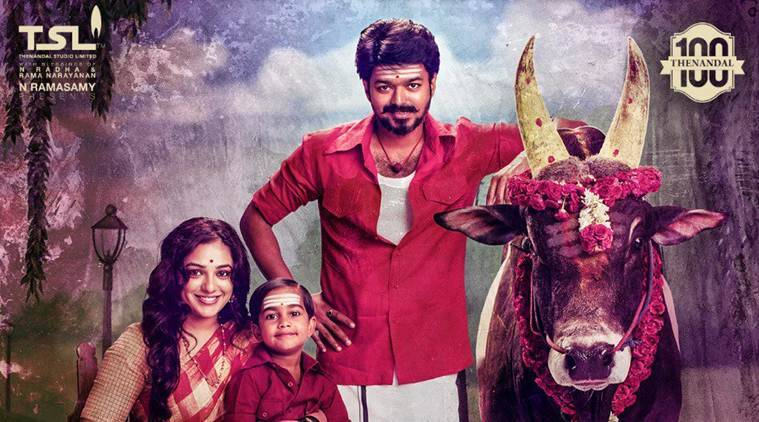 Mersal, Mersal movie review, Mersal review, review Mersal, Mersal rating, Mersal movie, vijay, vijay mersal, samantha ruth prabhu, kajal aggarwal, nithya menen, SJ Surya