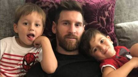 Lionel Messi posts video of son Mateo singing in Catalan, Gerard Pique reacts, watch video
