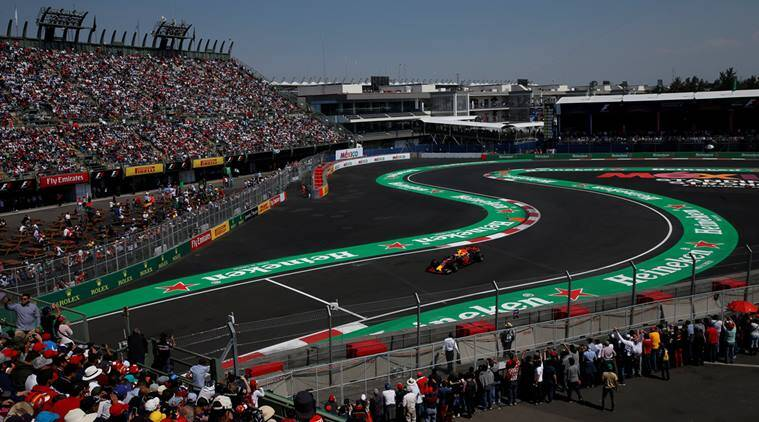 Mexican Grand Prix, Mexican GP, Motor Sports, F1, Sports news, Indian Express