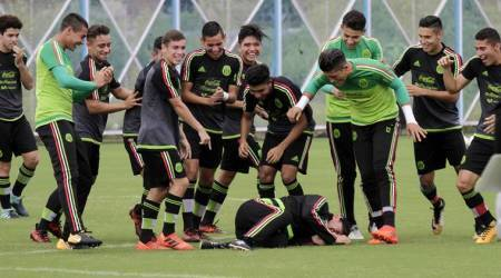 FIFA U-17 World Cup: Mexico's music therapy