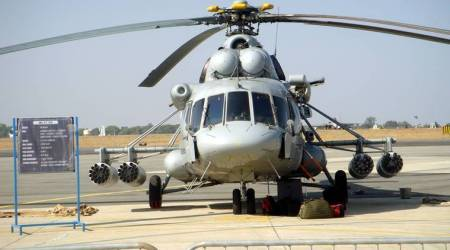 IAF chopper crashes in Arunachal, seven dead