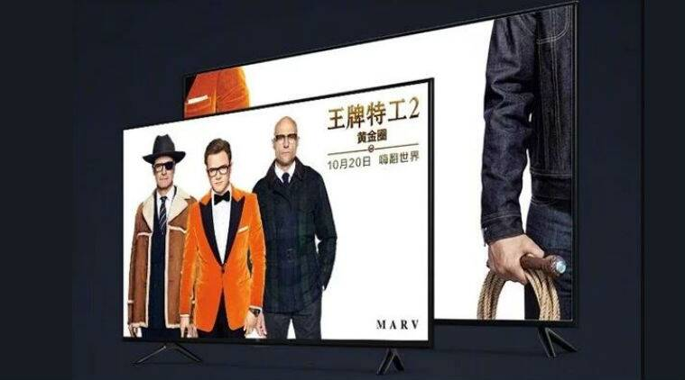 Xiaomi Mi TV 4C with 9mm bezels, 4K HDR support launched inChina