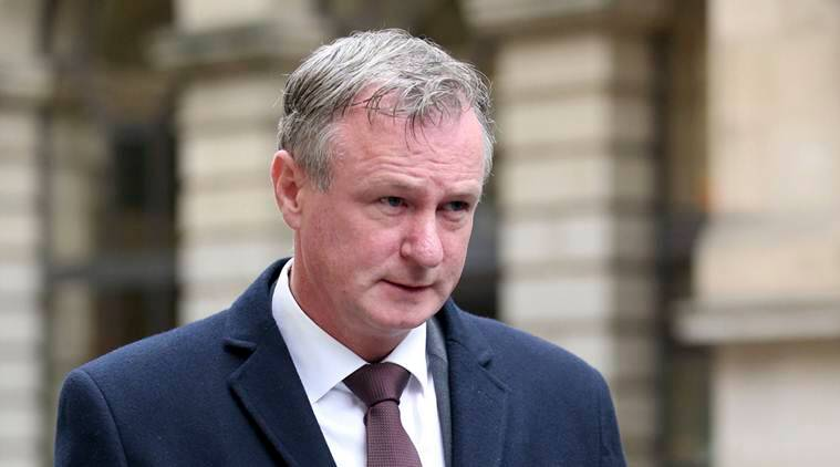 Michael O'Neill. northern ireland manager, northern ireland, russia 2018, fifa world cup 2018,