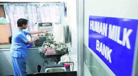 Telangana's first human milk bank set up at Niloufer hospital inHyderabad