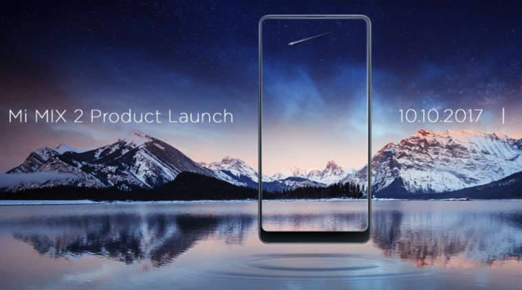 Mi Mix 2 launch India, Mi Mix 2 launch date India, Xiaomi, Mi Mix 2 price in India, Xiaomi Mi Mix 2, Mi Mix 2 launch, Mi Mix 2 Price, Mi Mix 2 Specifications, Mi Mix 2 Release Date, Mi Mix 2 top features