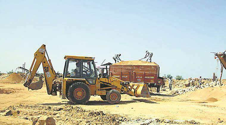 illegal mining, illegal mining complaints, illegal mining online pprtal, chandigarh