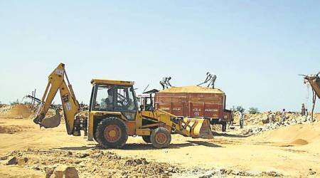 Chandigarh: Online portal to curb illegal mining receives no response from 'unaware' residents