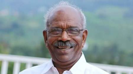 Kerala power minister M M Mani in spot after post of Korean solar plant