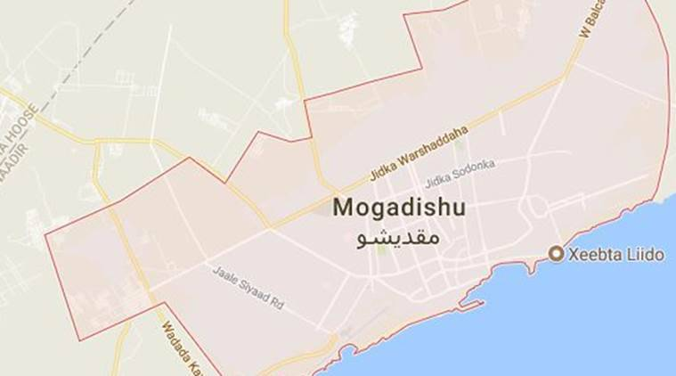 Two Explosions Near Hotel In Somalia S Capital Witnesses World