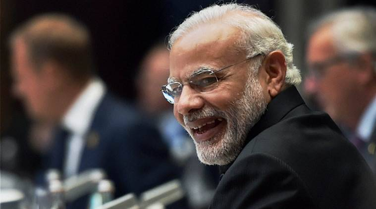 Consumer protection a must for creation of 'New India': PM Modi class=