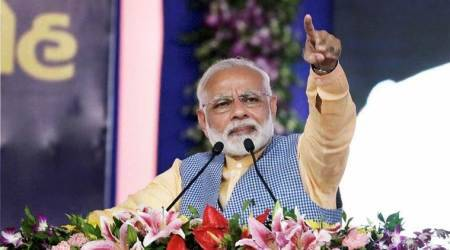 Three visits in two weeks: PM Modi launches a slew of schemes in poll-bound Gujarat