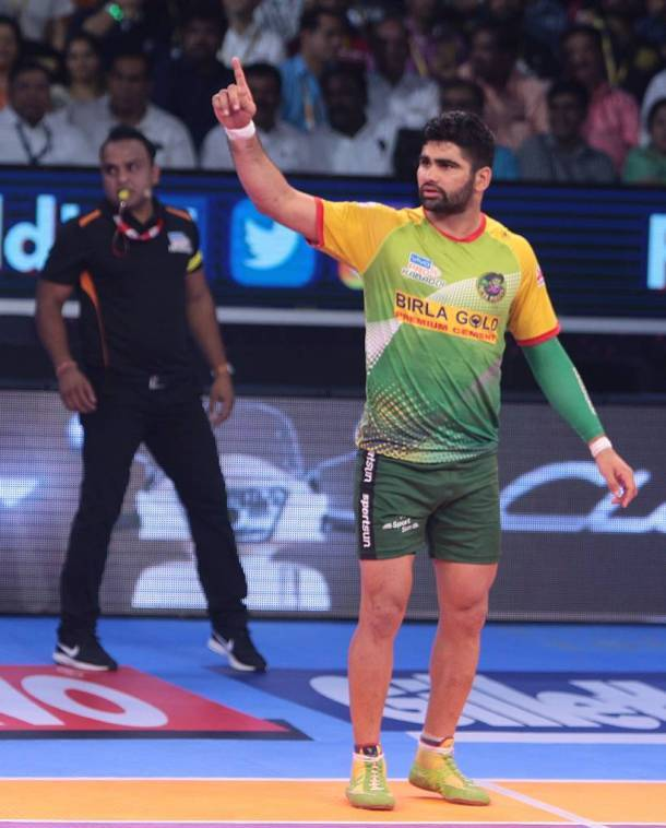 PHOTOS: Pardeep Narwal powers Patna Pirates to third ...