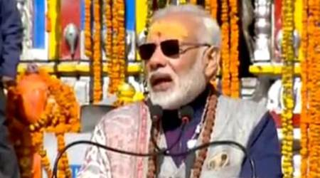Narendra Modi in Kedarnath highlights: Pledge to devote myself for a 'developed India' by 2022, says PM