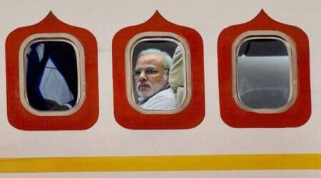 Congress has a question: Who paid for Narendra Modi's chartered flights as Gujarat Chief Minister?